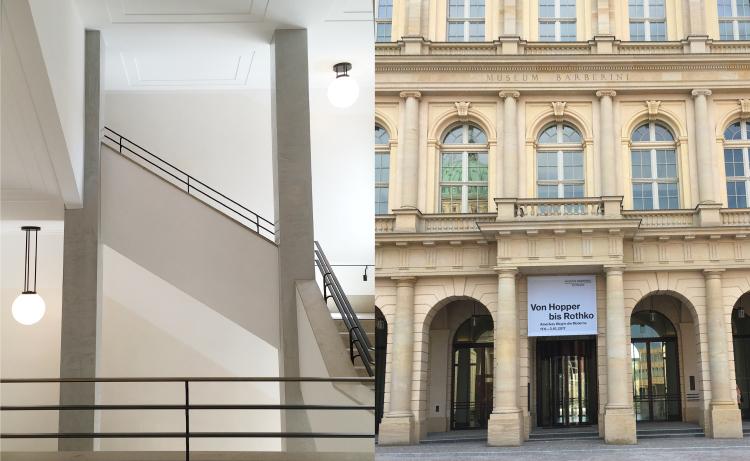Museum Barberini Potsdam | Fotos: Sabine Wittig