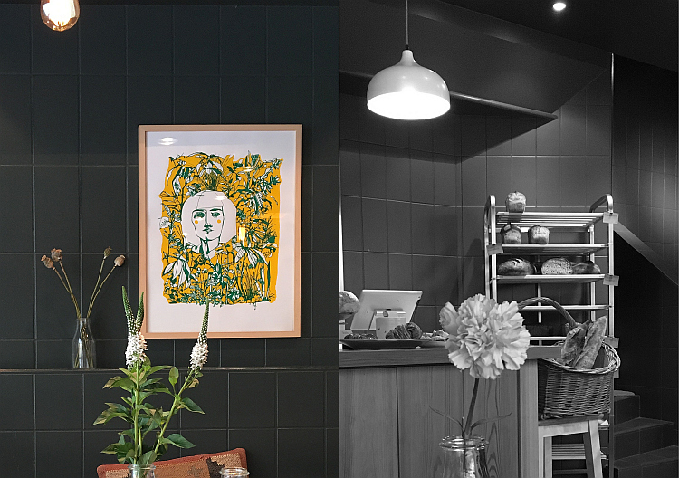 Café Brotklappe in Weimar | Fotos: Sabine Wittig