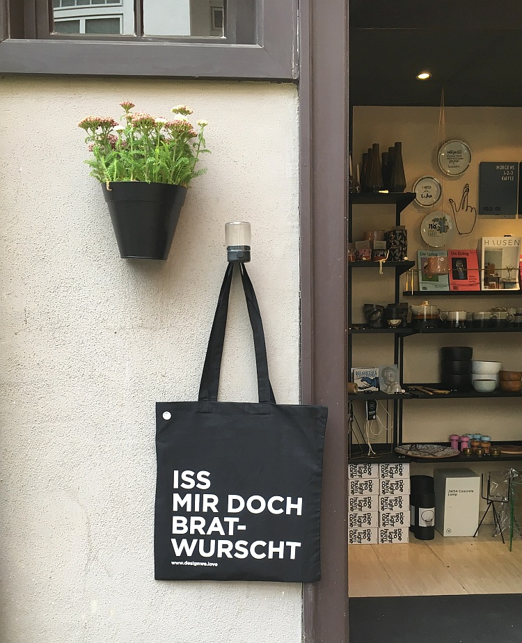 design we love in Weimar | Foto: Sabine Wittig
