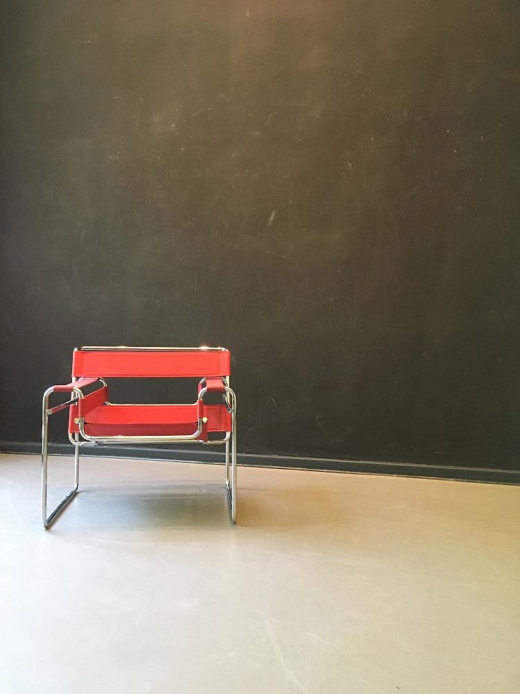 Atelier Paul Klee in Dessau | Foto: Sabine Wittig