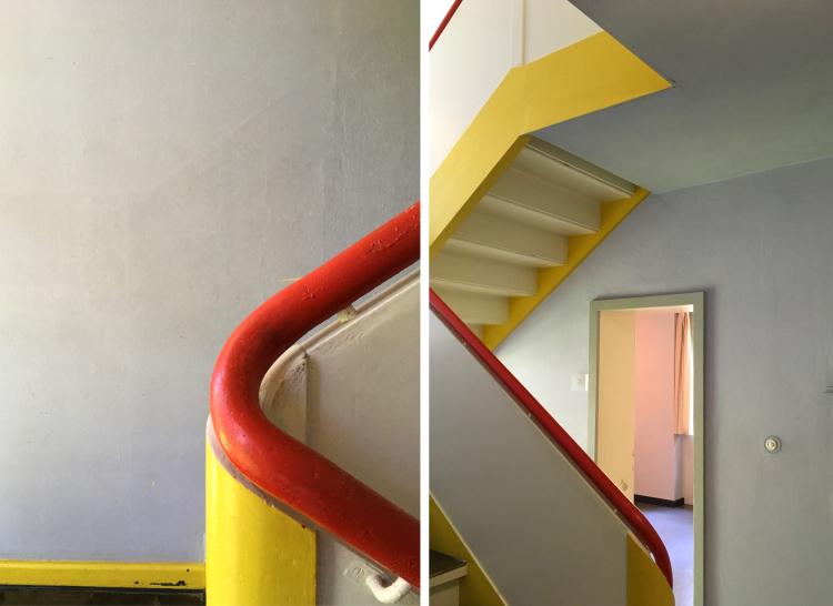 Meisterhäuser Dessau | Fotos: Sabine Wittig
