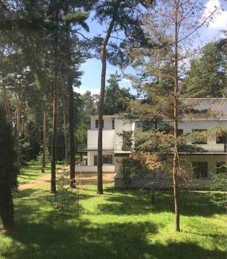 Bauhaus Meisterhäuser Dessau | Foto: Sabine Wittig