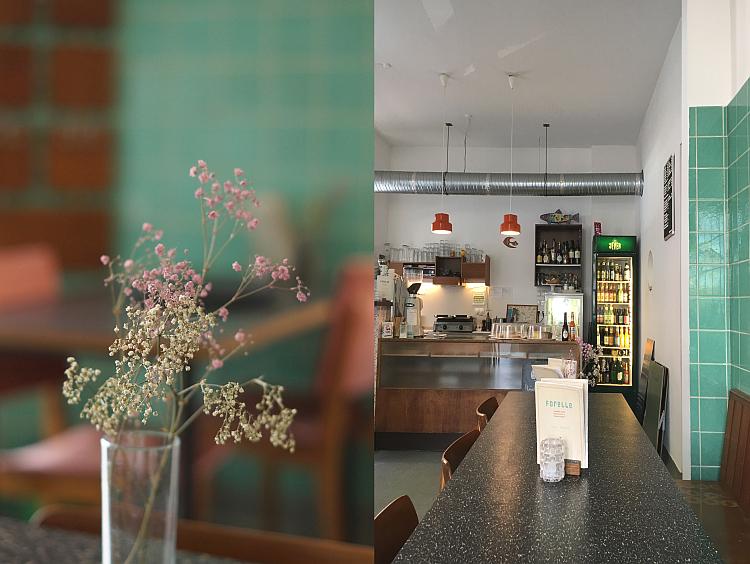 Café Forelle, Erzberger Straße 14, Hamburg | Foto: Sabine Wittig