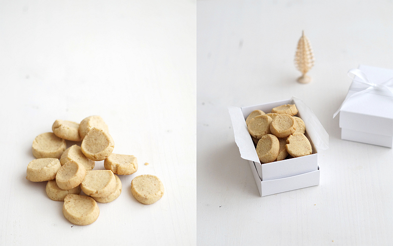 Homemade ginger cookies | photo: Sabine Wittig