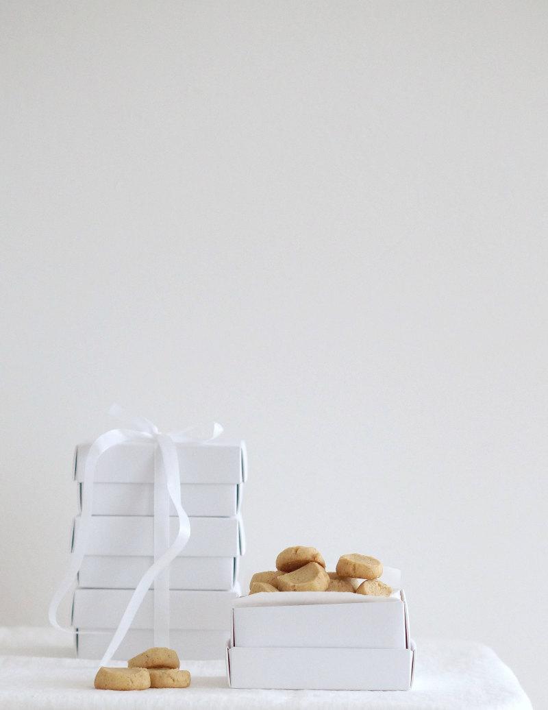 Ingwerkekse schlicht verpackt | Foto: Sabine Wittig