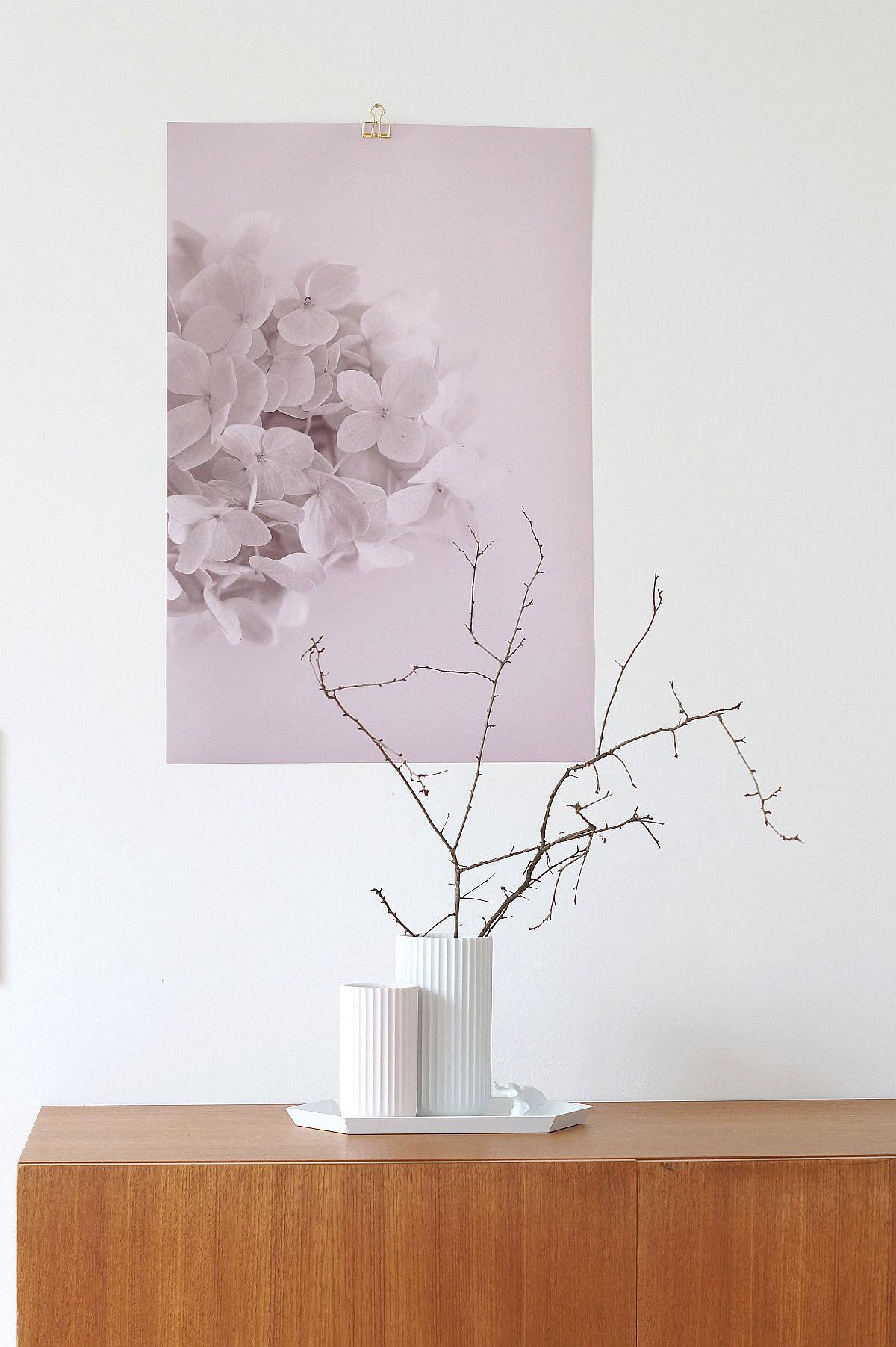 Hortensienprint | Foto: Sabine Wittig
