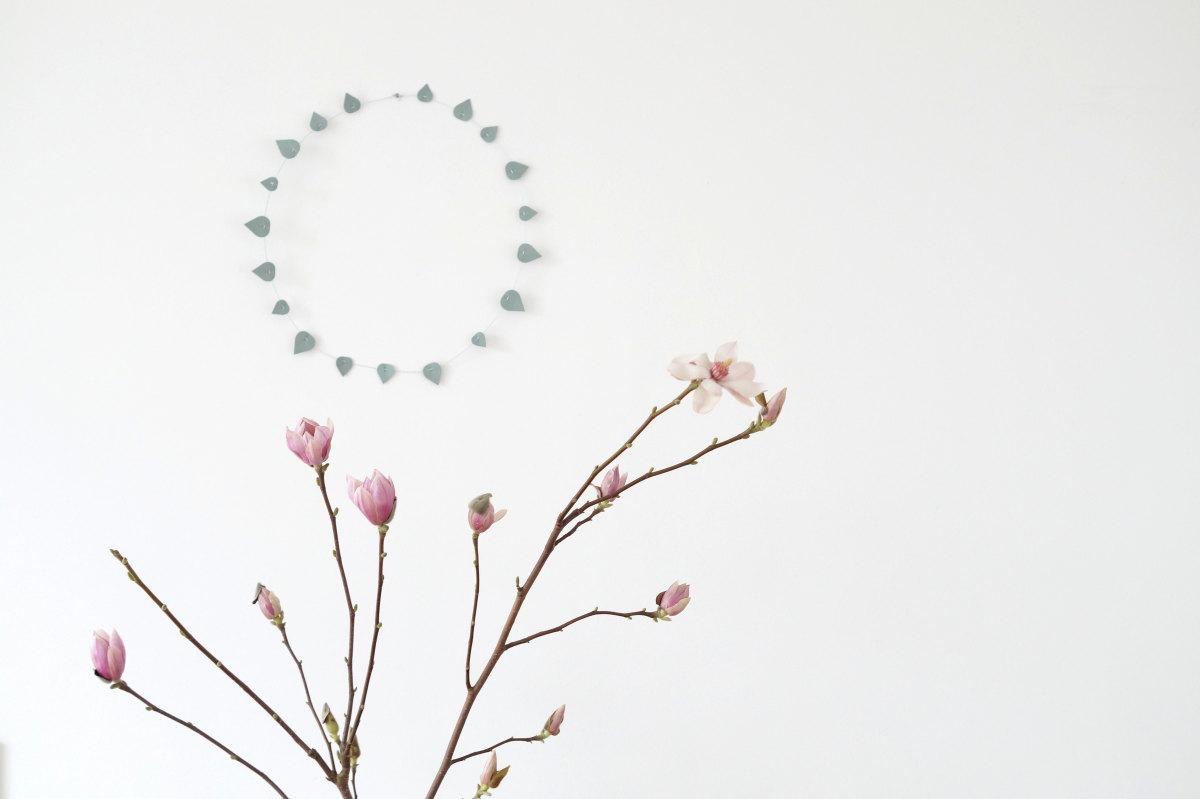 Papierkranz Twig von Jurianne Matter | Foto: Sabine Wittig