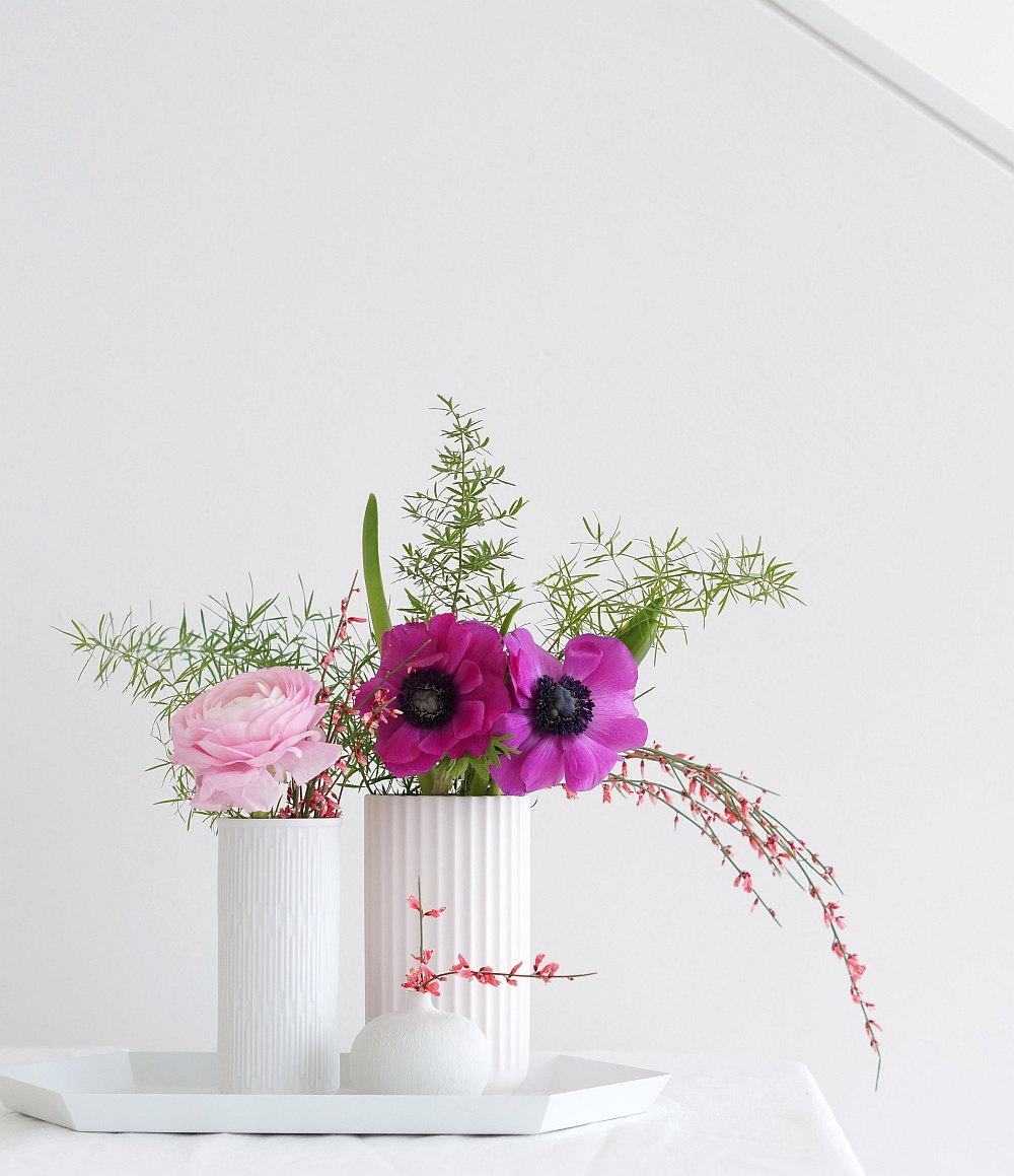 Hues of pink | Foto: Sabine Wittig