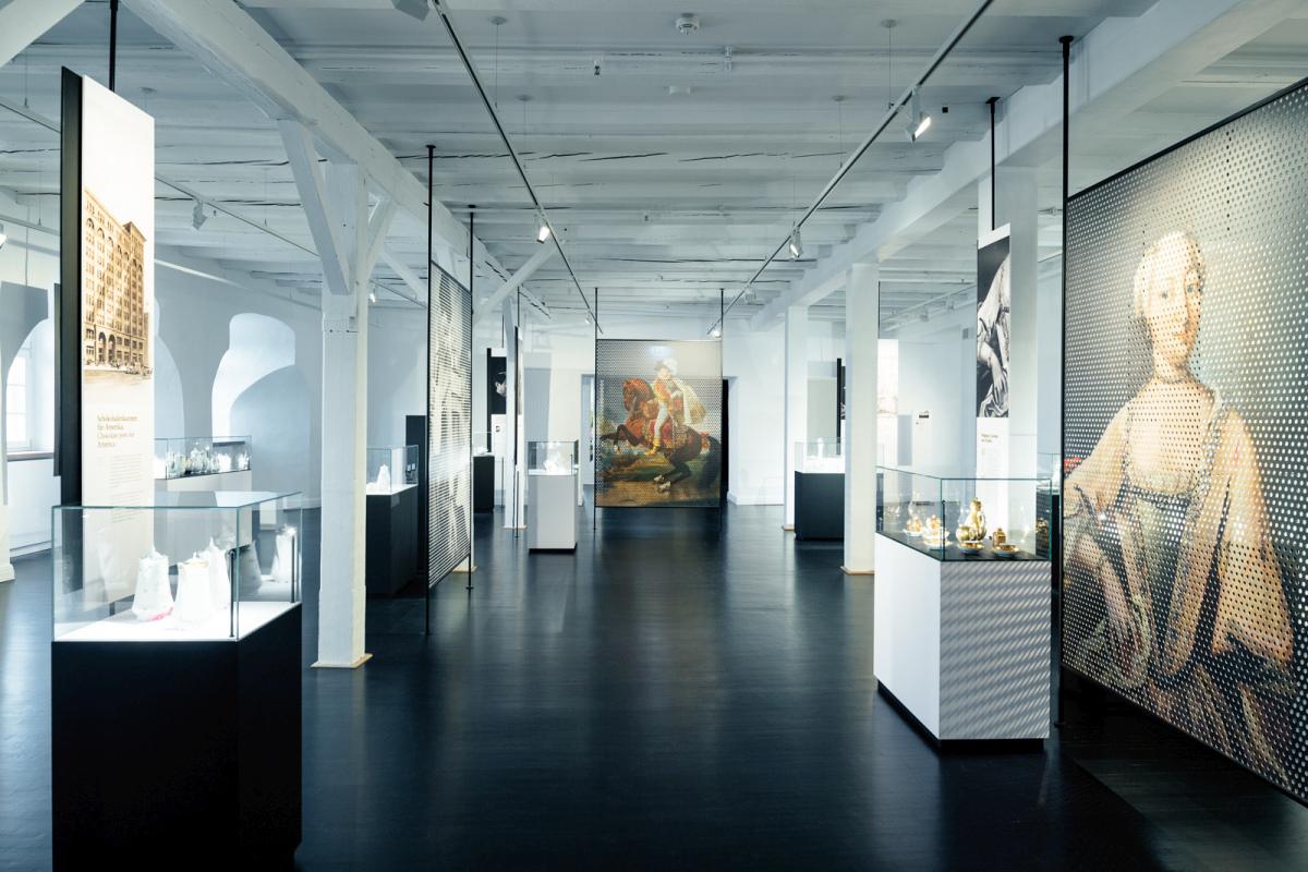 Porzellanmuseum Fürstenberg in Fürstenberg an der Weser | Foto: Fürstenberg