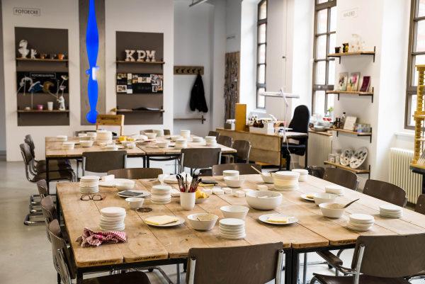 Mitmach-Manufaktur KPM Berlin | Foto: KPM