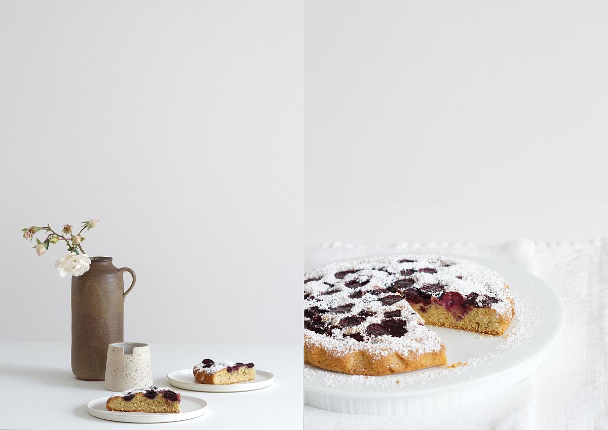Rezept für Kirschkuchen | Fotos: Sabine Wittig
