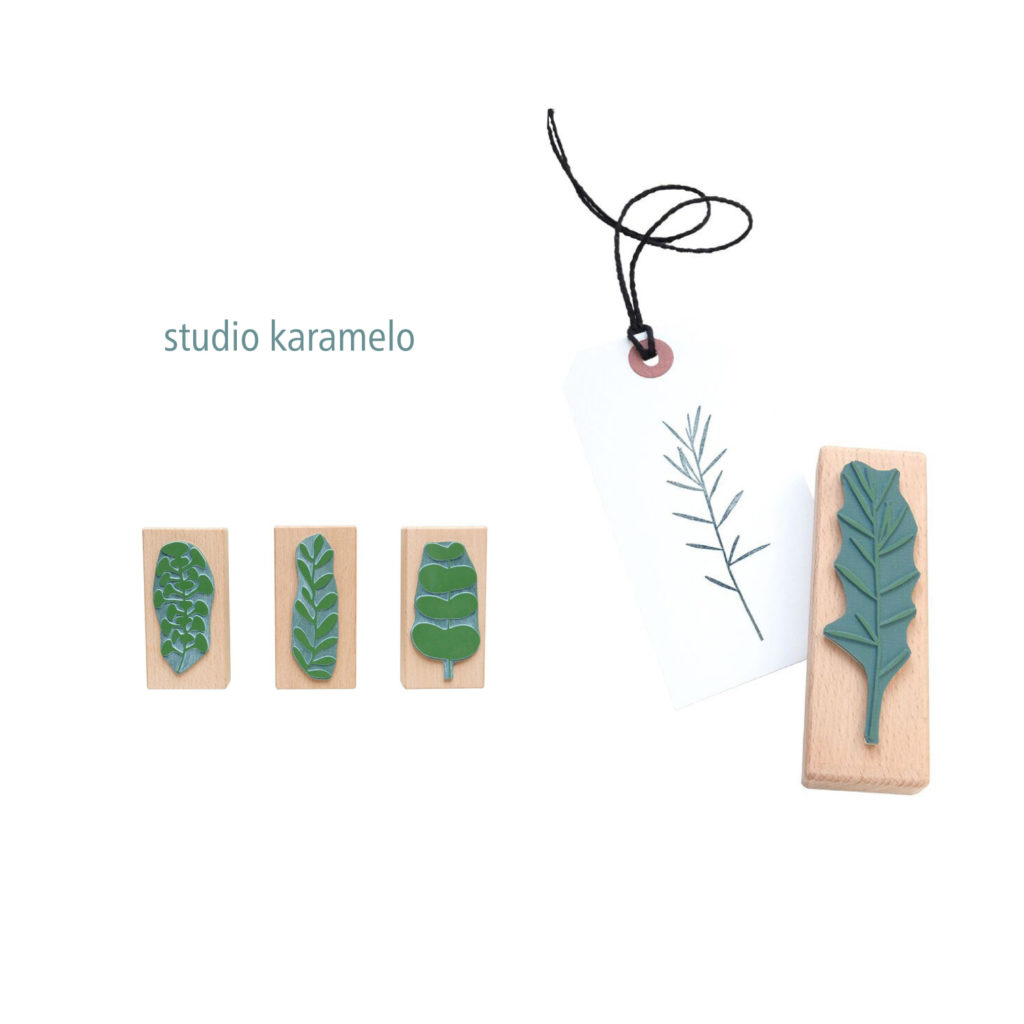 Filigrane Stempelkunst von Studio Karamelo | Fotos: Studio Karamelo