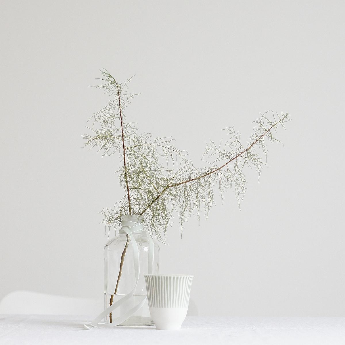Glas, Samt und Porzellan | Foto: Sabine Wittig