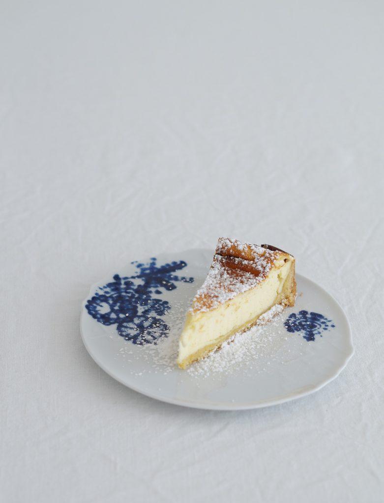 Rezept für Käsekuchen auf azurweiss | Foto: Sabine Wittig