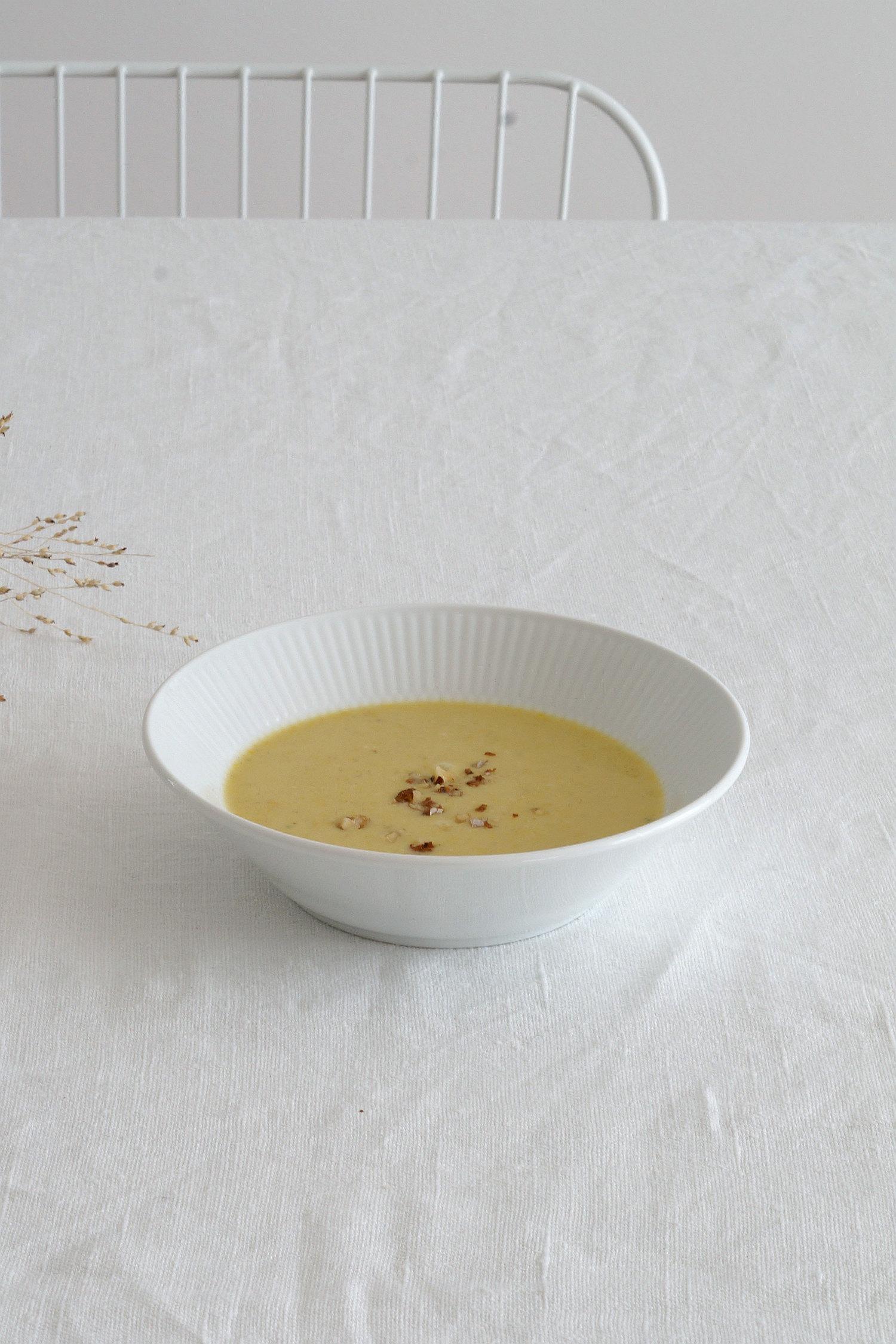 Rezept für Maissuppe auf azurweiss | Foto: Sabine Wittig