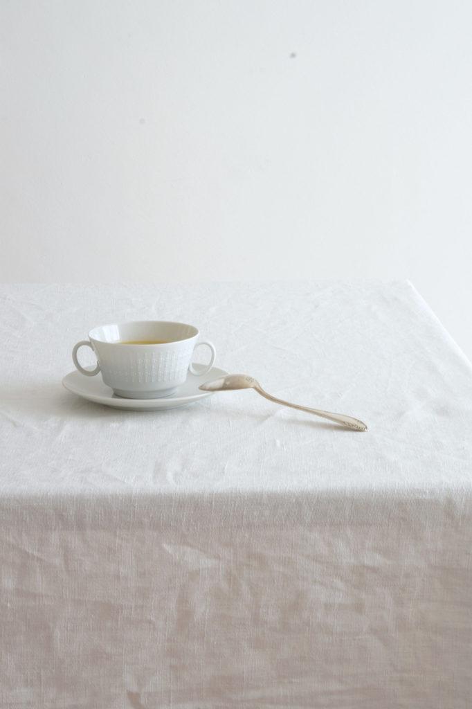 Rezept für Maissuppe auf azuweiss | Foto: Sabine Wittig