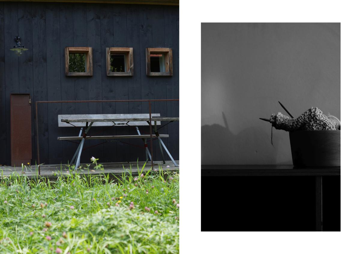 Gästehaus berge von Nils Holger Moormann | Fotos: Sabine Wittig