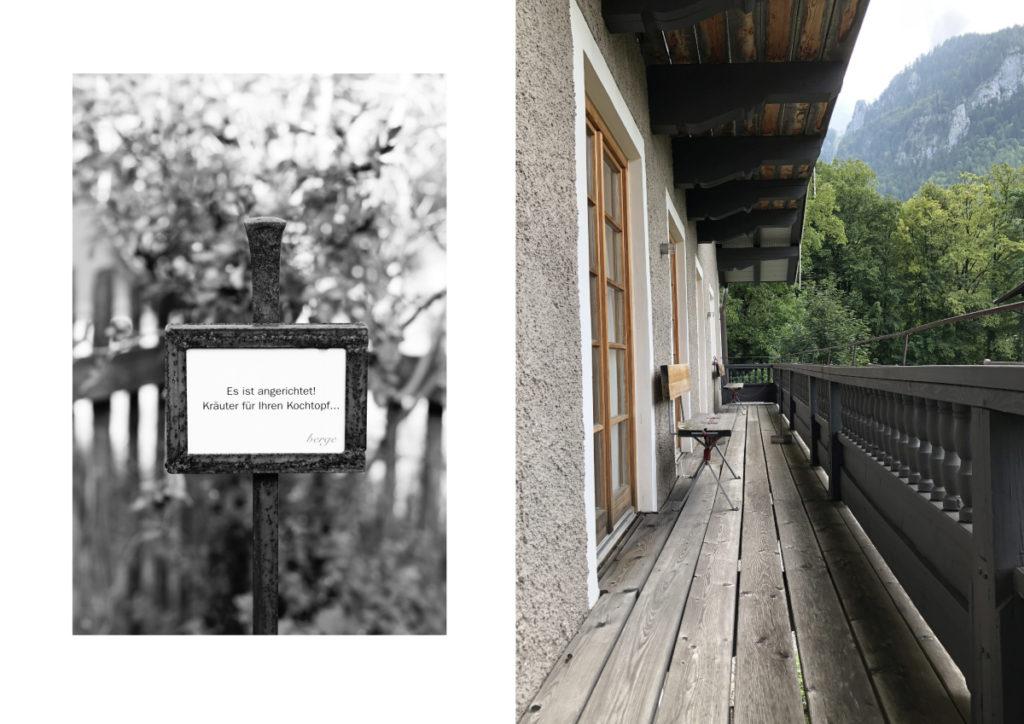 Gästehaus berge in Aschau im Chiemgau | Fotos: Sabine Wittig