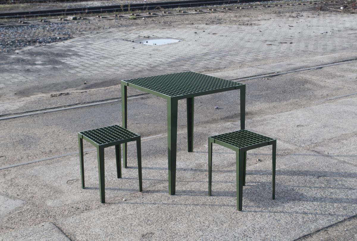 Outdoormöbel von Konture Studio | Foto: Konture