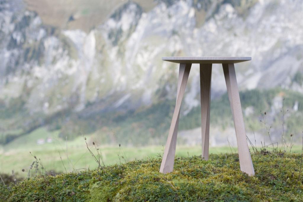 Hocker von Niu aus Luzern | Foto: Niu