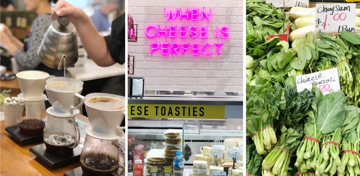 Queen Victoria Market Melbourne | Fotos: Sabine Wittig