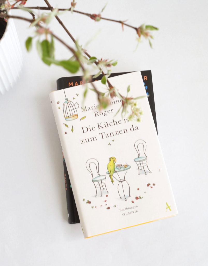 Die Küche ist zum Tanzen da von Marie-Sabine Roger | Buchtipp von Sabine Wittig