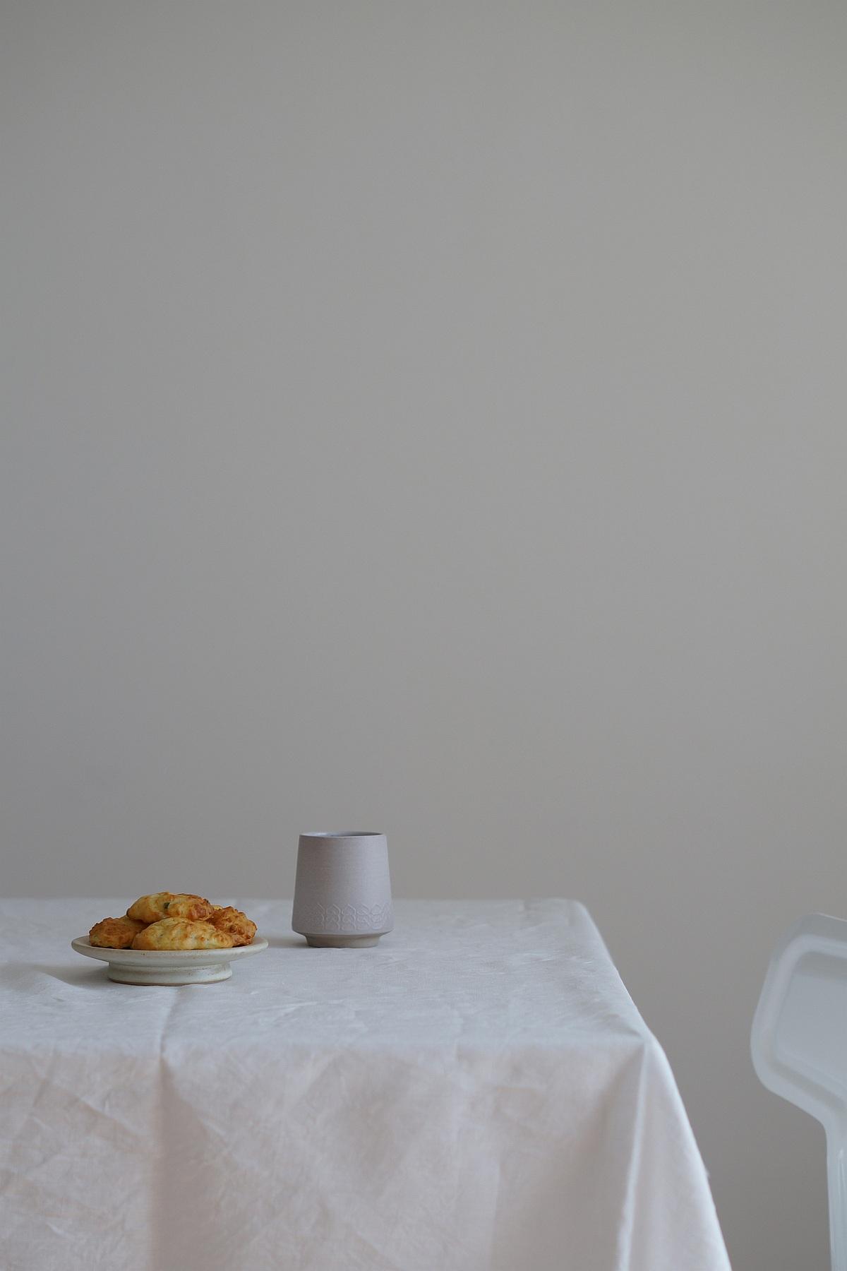 Kräuter-Käse-Scones   Foto: Sabine Wittig